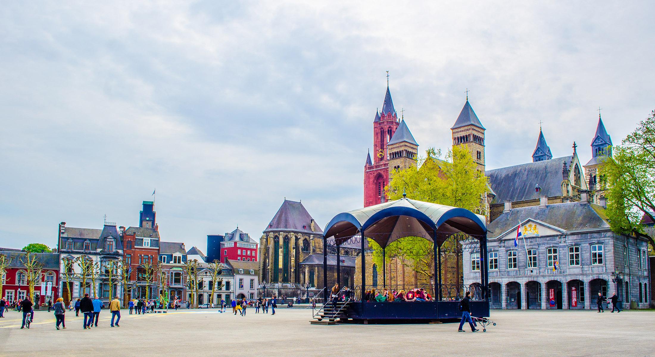 Maastricht Karfreitag